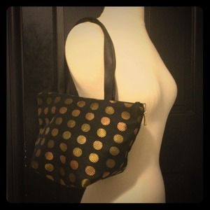 Viv Pickle Handbags - NWOT Custom Polka Dot Purse