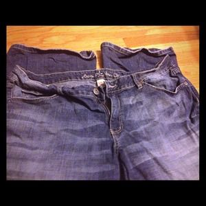 💢💢 SOLD 💢💢Arizona Jean Co jeans