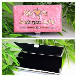 Accessories - Business Card Holder, NEW!