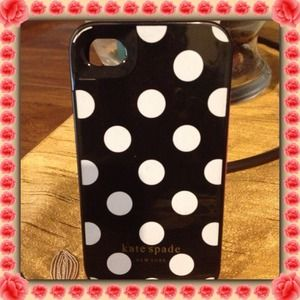kate spade Accessories - 🌺Authentic Kate Spade iPhone 4/4S cover