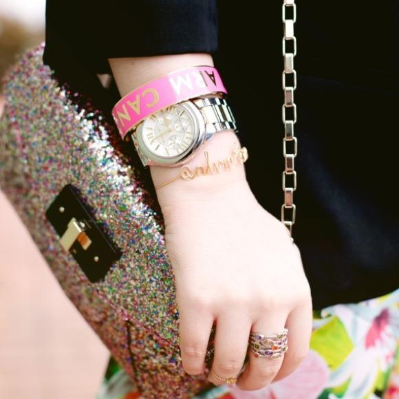 🔴SOLD AMAZING Kate Spade Sparkle Bag!