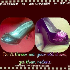 Shoes - Repair your beloved shoe!! 👀