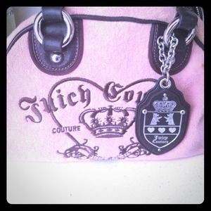 Pink Juicy Couture Bowler bag!