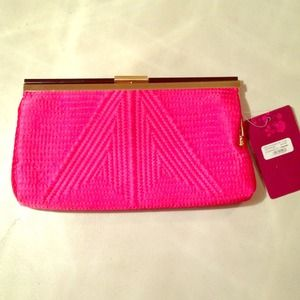 Clutches & Wallets - ❌🚫SOLD 🚫❌NWT Pink clutch