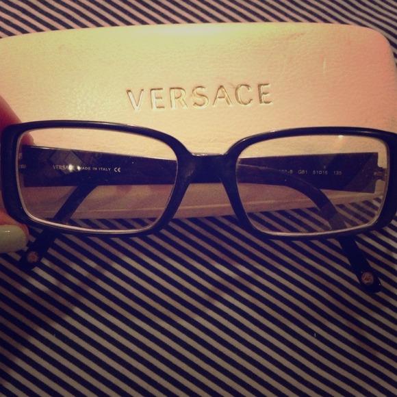 3f10ec5119b2 Vintage - used Versace eyeglasses !!! M 5100666af816d841e90416d8. Other  Accessories ...