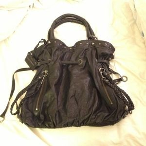 Juicy Couture Handbags - Juicy Couture leather tote!!