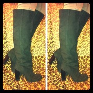 Nine West Boots - ✅REDUCED✅ Knee High Suede Boots