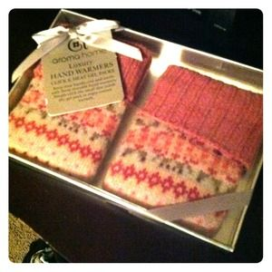 aroma home Outerwear - Aroma luxury hand warmers