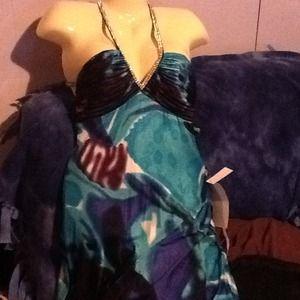 JC penny's Morgan&co dress