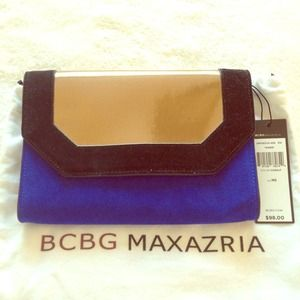 BCBGMaxAzria Clutches & Wallets - NWT BCBG Maxaria 'Piper' Clutch
