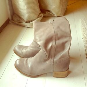 gianni bini Boots - Leather boots
