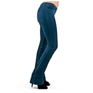 Hue Denim - Hue Flared Legging