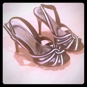 White House Black Market Strappy Sandals