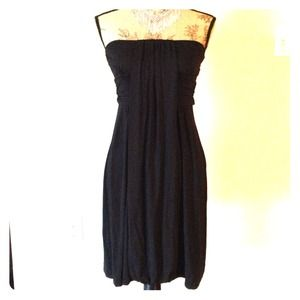 Nicole Miller strapless dress, size S