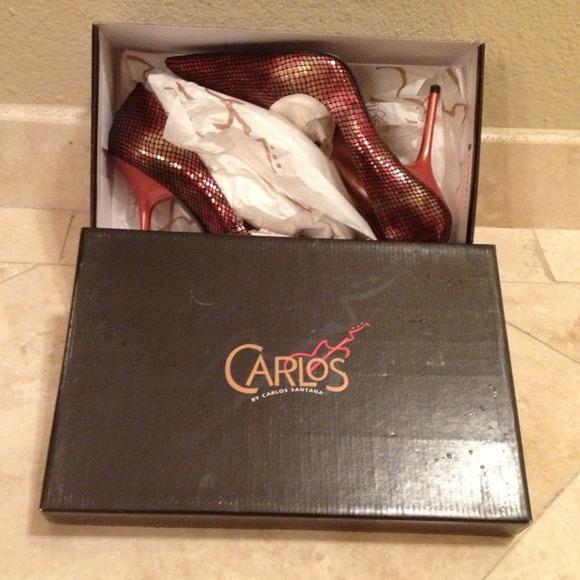 "Carlos Santana Shoes - Carlos Santana ""Exude"" Pump"
