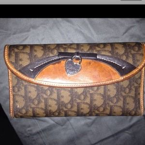 Christian Dior wallet PRICE REDUCED
