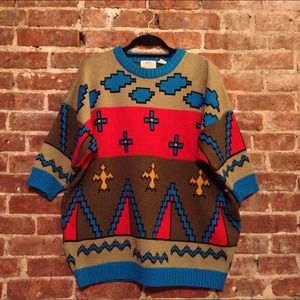 Vintage Sweaters - Vintage SW-Inspired Sweater