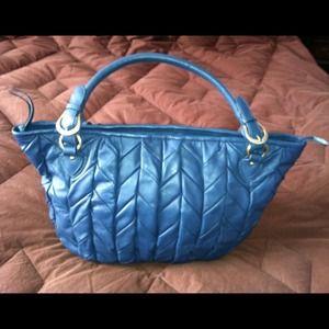 Handbags - Mido Mido Leather Tote