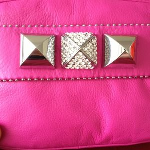 Juicy Couture Bags - NWT hot pink authentic juicy clutch