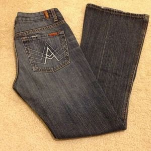 Authentic 7FAM jeans