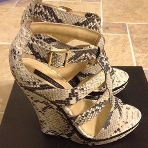 Rachel Zoe Shoes - New Rachel Zoe wedge for sale. 6.5