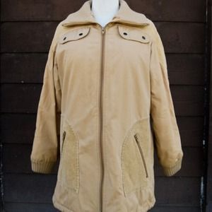 Vintage Tan Coat