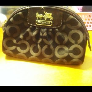 Coach Clutches & Wallets - Coach makeup pouch