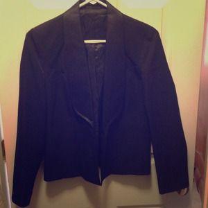 REDUCED 🎉🎉Black Tuxedo Jacket