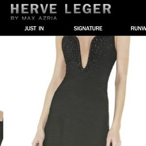 Authentic Herve Leger dress