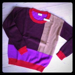 Madewell sweater NWT