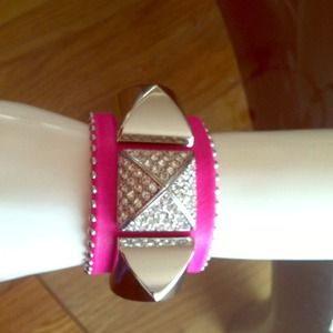 Juicy Couture Accessories - Juicy couture cuff!