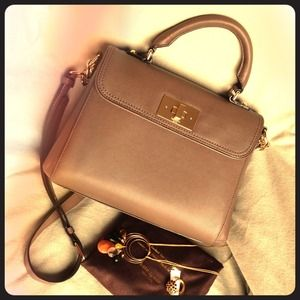 kate spade Bags - 💼Kate Spade Irving Place Little Nadine Taupe💼