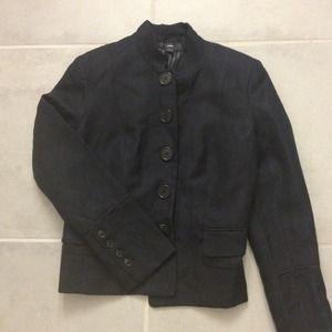 Sale! Navy military inspired blazer