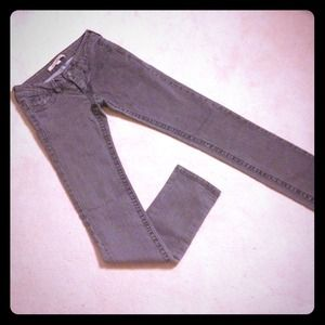 Forever 21 Denim - FOREVER 21 GREY DENIM JEANS