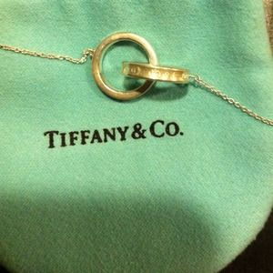 Tiffany & Co. Jewelry - Tiffany's two ring necklace 2