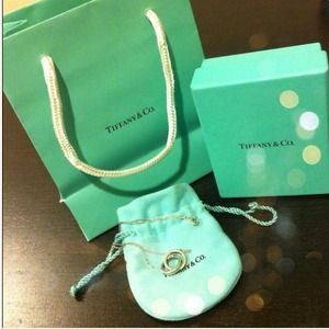 Tiffany & Co. Jewelry - Tiffany's two ring necklace 3