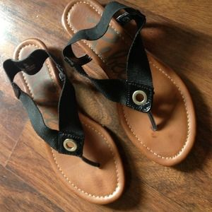 FREE GIFTGONELeather Sandles...