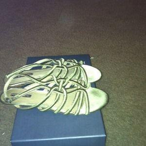 H by halston sandals