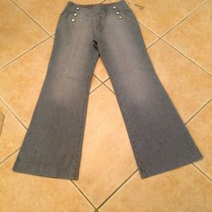 "DKNY Denim - *Bundled/Sold* to @lciccolo  DKNY ""sailor"" jeans,"