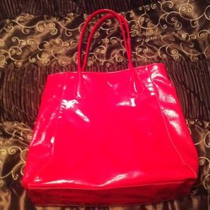 Hot Pink Tote.