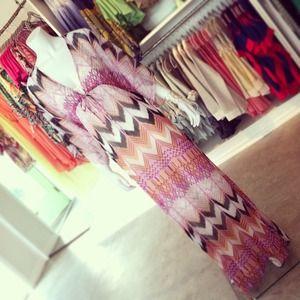 Dresses & Skirts - Kimono maxi!
