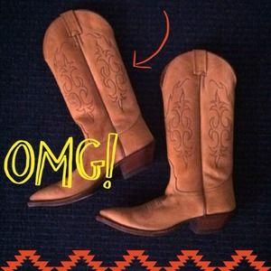 Boots - GORGEOUS Cowboy Boots!