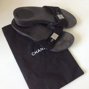 CHANEL Shoes - ❌SOLD❌CHANEL Sandals size 40