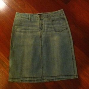 Express skirt) stretch ( reduced $)✂ $20 NWOT