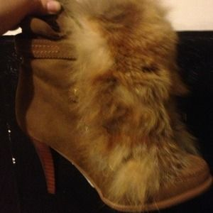 Chinese Laundry Shoes - Chinese Laundry Hurry Up Style Suede Fur Boots 1644d2b8108a