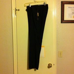 Black Size 6 pants