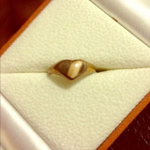 Kabana Tiger's eye ring, used for sale
