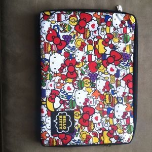 hello kitty Clutches & Wallets - Hello Kitty Laptop case