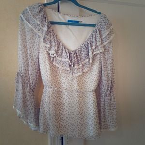 Alice+Olivia blouse NEVER WORN