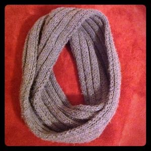 Infinity Knitted Scarf (handmade)